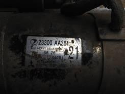 Стартер. Subaru Legacy B4