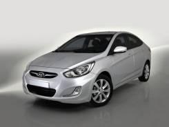 Детали кузова. Hyundai Solaris, RB Двигатели: G4FA, G4FC