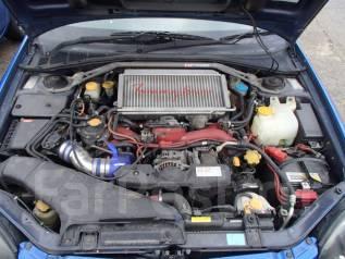 Двигатель в сборе. Subaru Legacy Subaru Impreza, GDB Subaru Impreza WRX STI Subaru Forester Двигатель EJ22