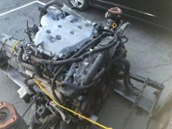 Двигатель в сборе. Infiniti FX35, S50 Двигатель VQ35DE