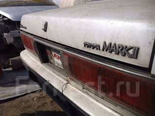 Бампер. Toyota Mark II, GX81