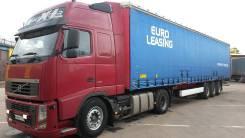Volvo FH 13. Седельный тягач Volvo FH-13.440, 12 780 куб. см., 24 000 кг.