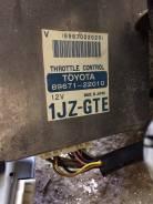 Блок управления дроссельной заслонкой. Toyota Mark II, JZX100 Toyota Chaser Toyota Cresta, JZX100 Двигатель 1JZGTE