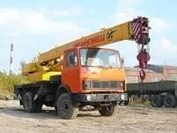 Услуги Автокрана 5, 14, 25, 32 тонны