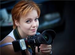 Фотограф. Высшее образование по специальности, опыт работы 6 лет
