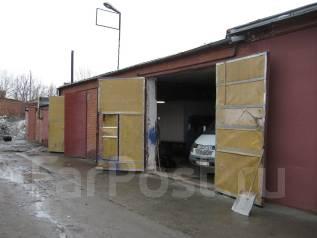 Боксы гаражные. улица Курчатова 32е, р-н Калининский, 200кв.м., электричество, подвал.