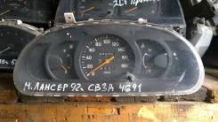 Панель приборов. Mitsubishi Lancer, CB3A Двигатель 4G91
