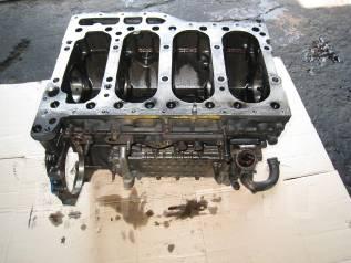 Блок цилиндров. Isuzu Elf Двигатель 4HJ1