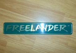 Дверь багажника. Land Rover Freelander