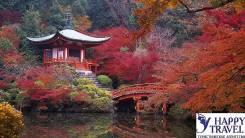 Япония. Токио. Экскурсионный тур. Япония – страна контрастов на пароме, 13 дней