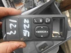 Блок управления зеркалами. Toyota Corolla Fielder, ZZE123G Двигатель 2ZZGE