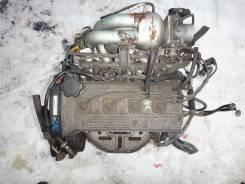 Контрактный б/у двигатель 4E-FE трамб. на Toyota