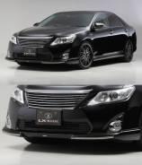 Губа. Toyota Camry