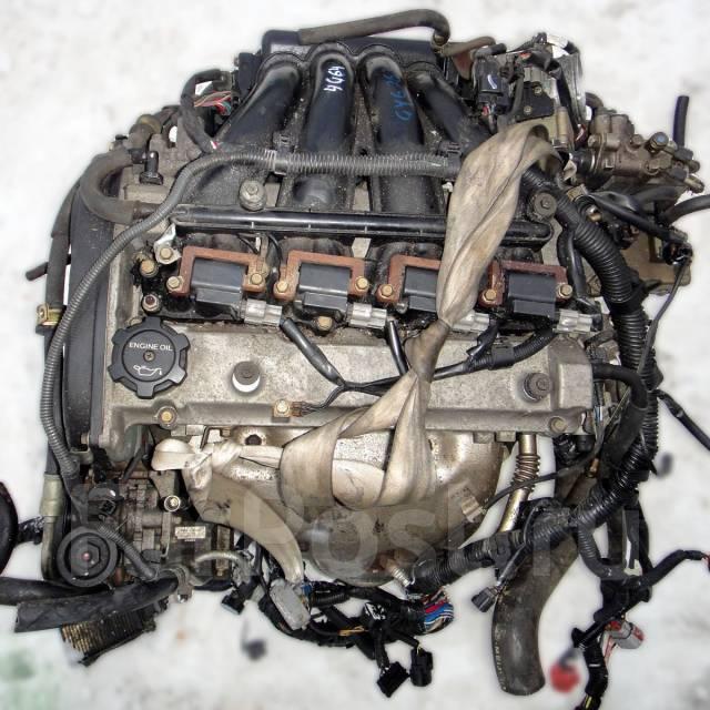 Контрактный б/у двигатель 4G64 GDI на Mitsubishi