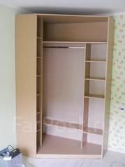 Мебельное ателье Шкаff: изготовим шкафы купе, хорошие кухни, двери купе