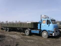 МАЗ 504. Продам сцепку маз 504В + полуприцеп 12,6м МАЗ 93971, 14 800 куб. см., 20 000 кг. Под заказ