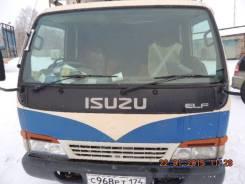 Isuzu Elf. 1996, 4 600 куб. см., 3 000 кг.