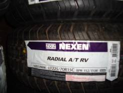 Nexen Radial A/T RV. Всесезонные, 2014 год, без износа, 4 шт