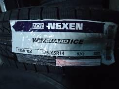 Nexen Winguard Ice. Зимние, 2014 год, без износа, 4 шт