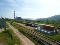 Базы. П. Серебряный Бор, Промышленная зона, р-н Нерюнгринский, 9 884 кв.м.