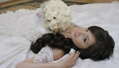 Свадебные прически - от 1000 рублей