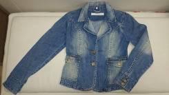 Куртки джинсовые. 42