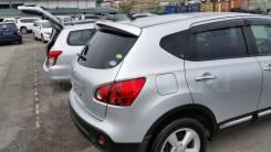 Накладка на спойлер. Nissan Dualis Nissan Qashqai