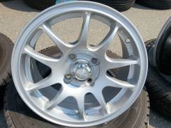 NZ Wheels SH524. 6.0x14, 4x100.00, ET35, ЦО 73,1 мм.