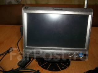DVD-проигрыватель Panasonic с телевизором автомобильный японский