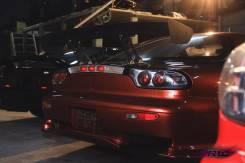 Стоп-сигнал. Mazda RX-7, FD3S Двигатель 13BREW