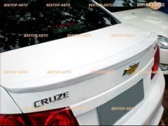 Спойлер. Chevrolet Cruze
