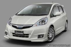 Решетка радиатора. Honda Fit Hybrid, GEE6, 9 Honda Fit