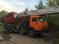 Сокол СКАТ-40. Автокран 40 тонн, 40 000кг., 34,00м.