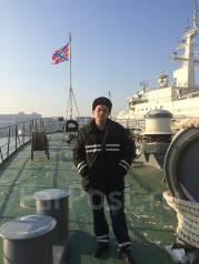 Морской транспорт. Средне-специальное образование, опыт работы 4 года
