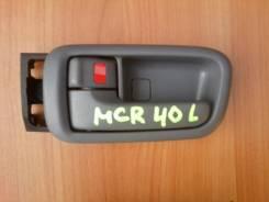 Ручка двери внутренняя. Toyota Estima, MCR40 Двигатель 1MZFE