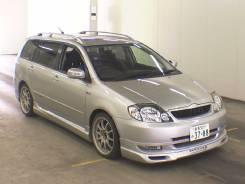 Решетка радиатора. Toyota Corolla Fielder Toyota Allex Toyota Corolla Runx