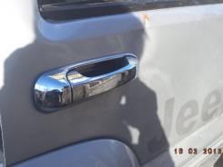 Накладка на ручки дверей. Jeep Liberty