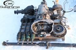 Механическая коробка переключения передач. Subaru Forester, SG9 Subaru Impreza WRX STI Двигатель EJ20