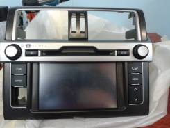 Магнитола. Toyota Land Cruiser Prado, 150, RECTALING