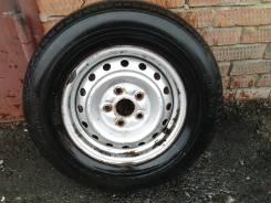 Продам колёса на 14. 14x14 5x114.30 ET6