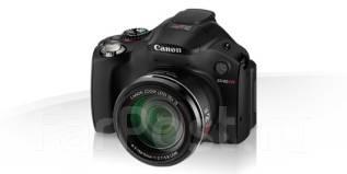 Canon PowerShot SX40. зум: 14х и более