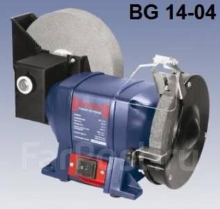 Элетроточило (точило электрическое) BG-14-04 с ванночкой для воды