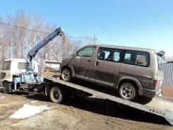 Услуги Эвакуатора, перевозка авто во Владивосток и т. д
