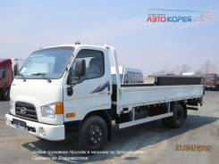 Hyundai HD78. бортовой 4т с гидробортом Palfinger г/п 700кг, 3 907куб. см., 4 000кг., 4x2. Под заказ