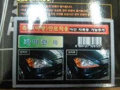 Накладка на фару. SsangYong Kyron
