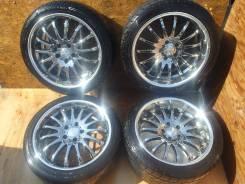 Отличные колеса R18 Mark II, Altezza, Aristo, Celsior, Galant, Verossa. 8.5/9.5x18 5x114.30 ET43/43 ЦО 70,0мм.