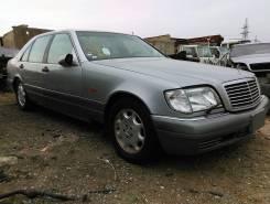 Mercedes-Benz S-Class. W140, 120980