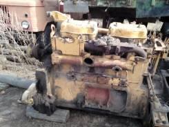 Двигатель. ЧТЗ Т-130