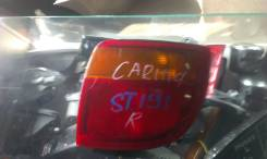 Планка под фонарь. Toyota Caldina, AT191G, CT196, AT191, CT190G, ST190G, CT196V, CT190, ST190, ST191