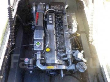 Yamaha FC-27. Год: 1997 год, длина 8,00м., двигатель стационарный, 230,00л.с., дизель. Под заказ